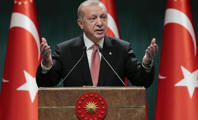 Cumhurbaşkanı Erdoğan: Evlatlarımıza daha yaşanabilir bir dünya bırakmak hepimizin görevi