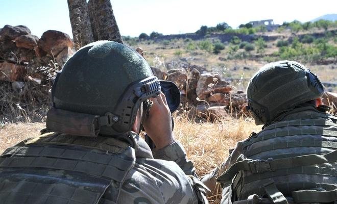 MSB: Zeytin Dalı bölgesinde 20 PKK/YPG'li gözaltına alındı