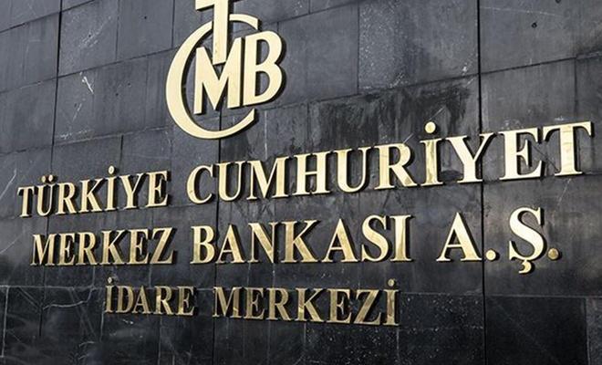 Merkez Bankası'nın toplam rezervlerinde azalma