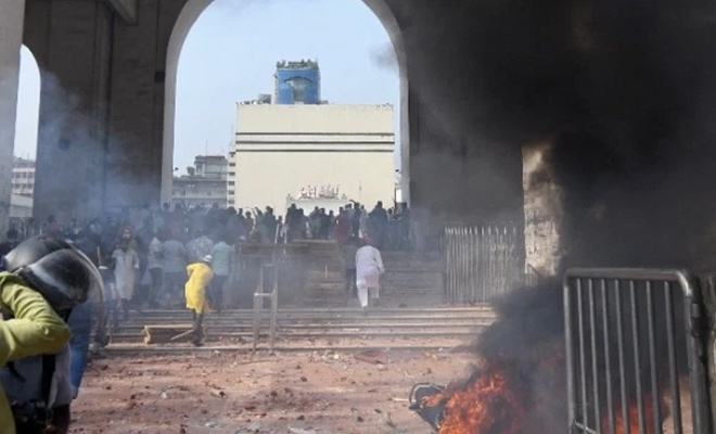Bangladeş'te yüzlerce Müslüman tutuklandı