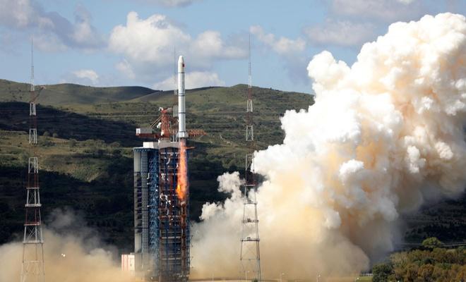 Çin, okyanus gözlemi için yeni uydu fırlattı