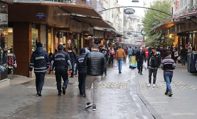 Gaziantep'te Covid-19 cezaları