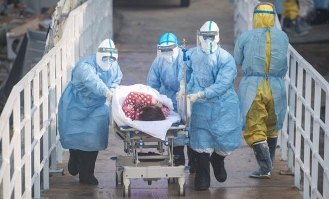 ABD'de koronavirüsten ölenlerin sayısı 106 bine dayandı ABD'de Kovid-19 nedeniyle ölenlerin sayısı son 24 saatte 1029 artarak 105 bin 611'e yükseldi.