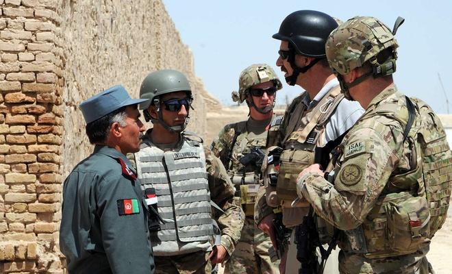2 bin 500 Afgan işbirlikçi ve aileleri ABD'ye götürüldü