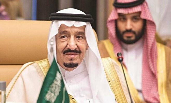 Suudi Arabistan Kralı'ndan Filistin açıklaması!