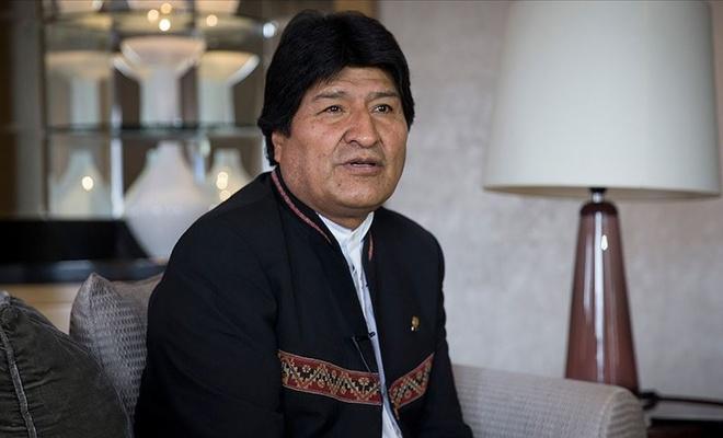 Evo Morales: Tarihin en sinsi ve kötü darbesi yapıldı