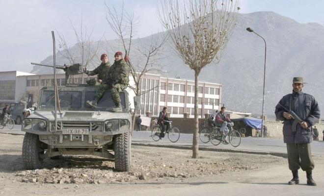 Almanya'dan sonra İtalya da Afganistan'dan tamamen geri çekildi