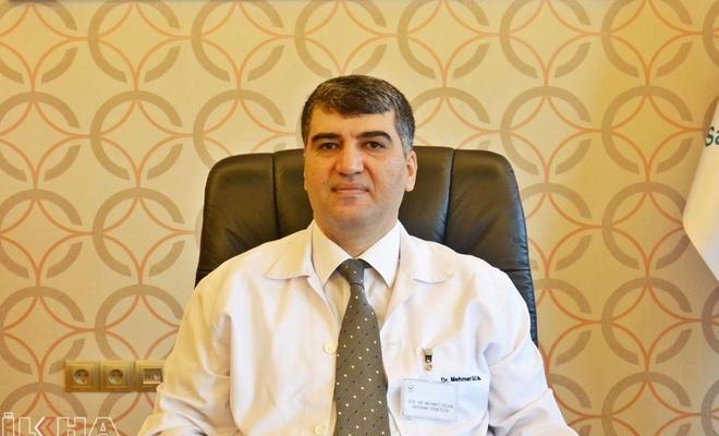 Şanlıurfa İl Sağlık Müdürlüğüne Mehmet Gülüm atandı