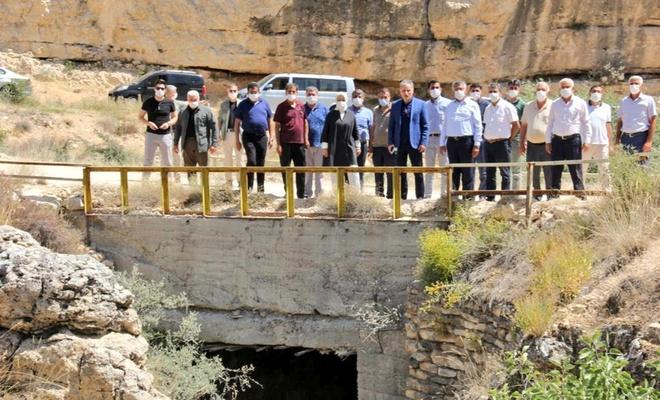 Malatya'da yapılacak Ansur Göleti ile 18 bin dekar arazi suyla buluşacak