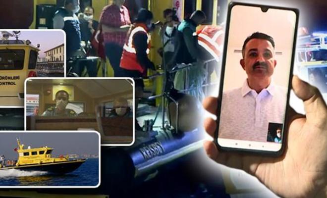 "Tarım ve Orman Bakanı Pakdemirli'den Ege Denizi'nde ""online denetim"""