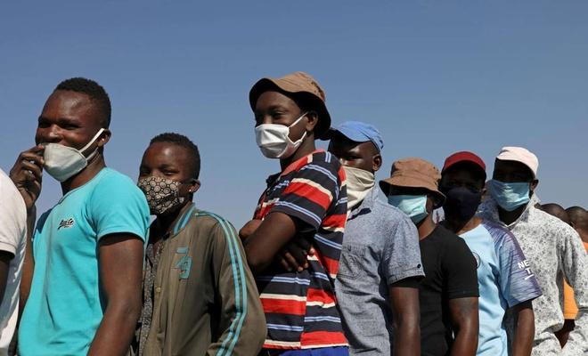 Afrika'da Coronavirus vaka sayısı artıyor