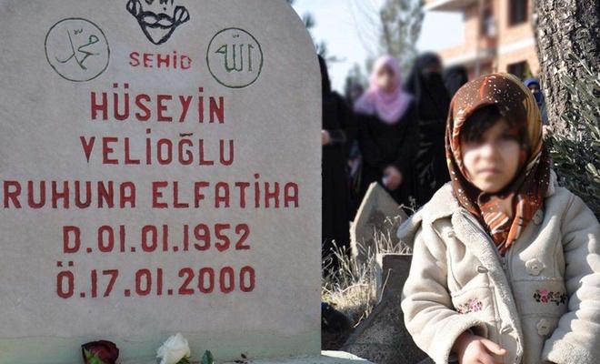 Hüseyin Velioğlu commemorated on the 21st anniversary of his martyrdom