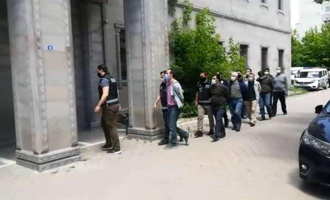 Ağrı merkezli 14 ilde FETÖ operasyonu: 3 tutuklama