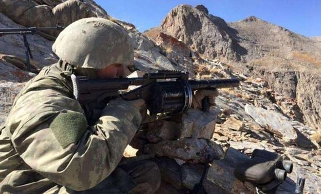 Bitlis'te 2 PKK mensubu öldürüldü