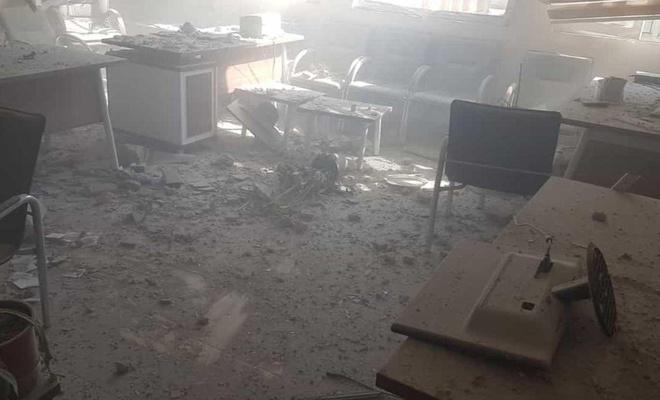 Akçakale İlçe Milli Eğitim Müdürlüğü personeli ölümden döndü