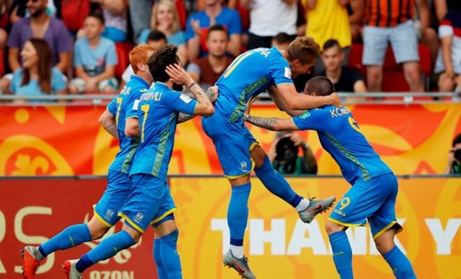 Dünya Kupası Ukrayna'nın