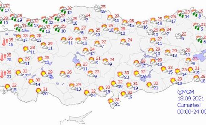 Meteoroloji gün verip uyardı! İstanbul dahil 16 kente kuvvetli yağış geliyor