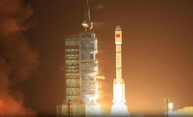 Çin'in uydu fırlatma girişimi başarısız oldu