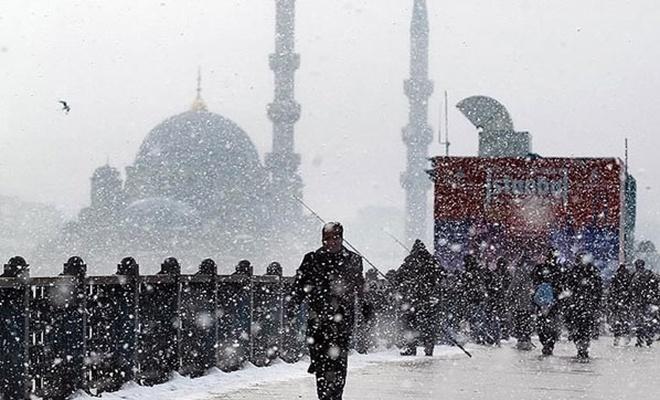 Meteoroloji il il uyardı! Kar, fırtına, yağmur