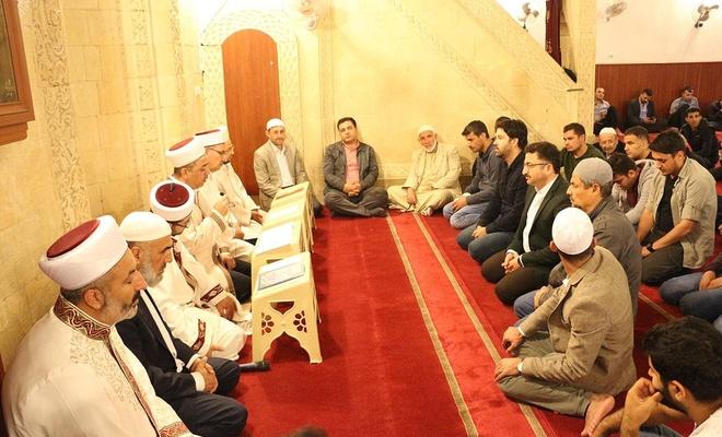 Camilerde 'Mevlid-i Nebi' programları düzenlendi