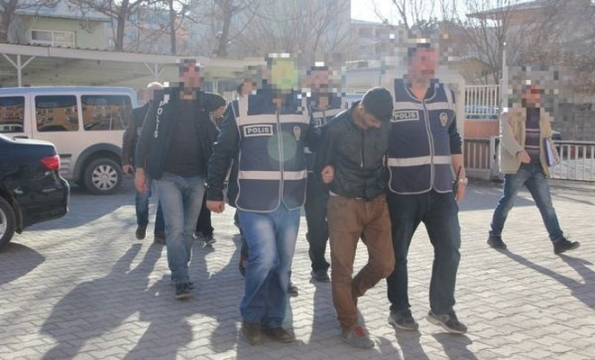 Iğdır`da hırsızlıktan 3 kişi yakalandı