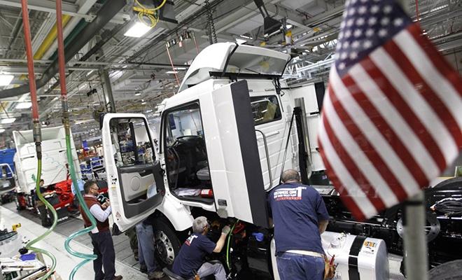 ABD'de üretici fiyatları son 5 ayın en yükseğinde