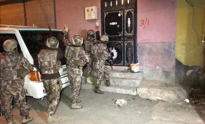 Kars ve Iğdır'da HDP'ye yönelik operasyon: 5 gözaltı