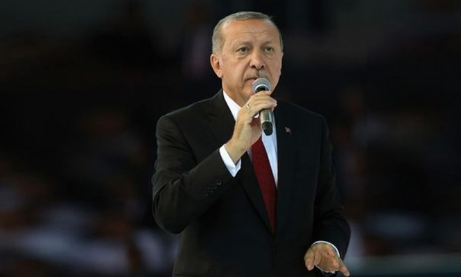 We have seen the game and we challenge you: President Erdoğan