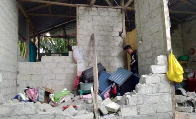 6.8 büyüklüğündeki depremde ölü sayısı artıyor