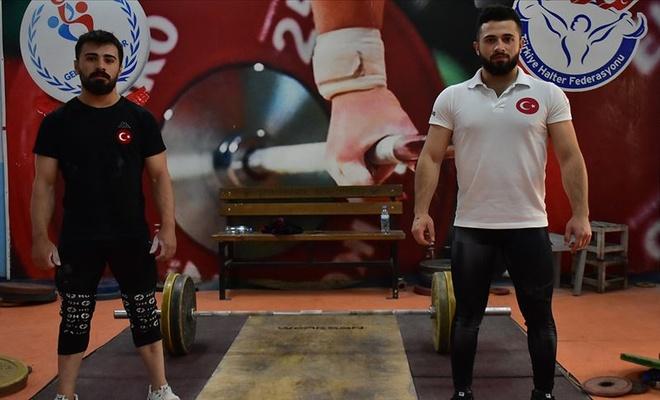Hedefleri olimpiyatlarda Türkiye'yi temsil edebilmek