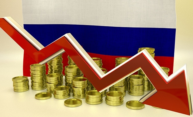 Rusya'da ekonomik büyüme iki yılın dibinde
