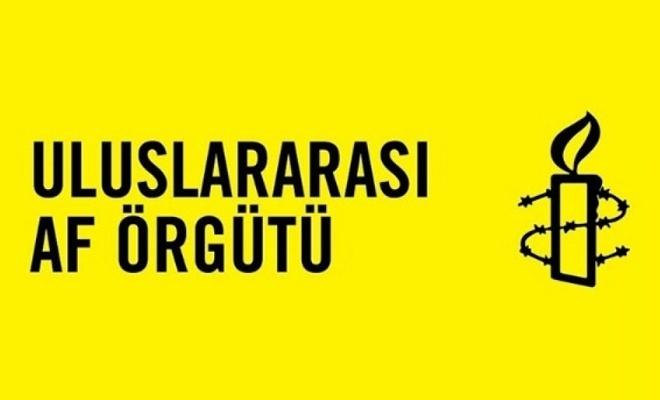 Uluslararası Af Örgütü: Yapılan işkenceleri belgeledik