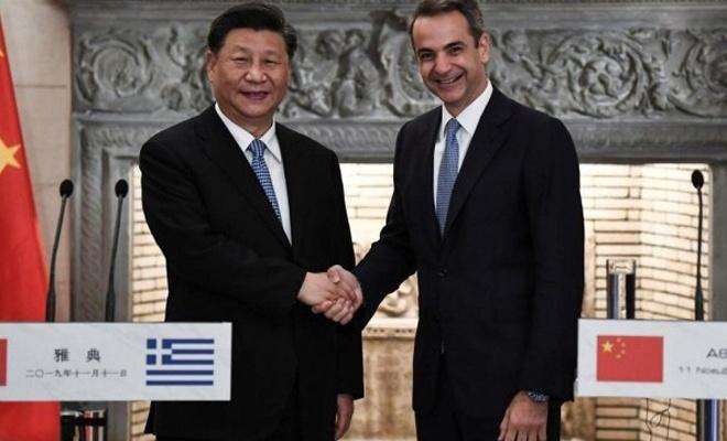 Çin ile Yunanistan arasında tarihi anlaşma