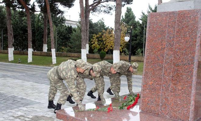 Azerbaycan ordusu savaştaki asker kayıplarını güncelledi