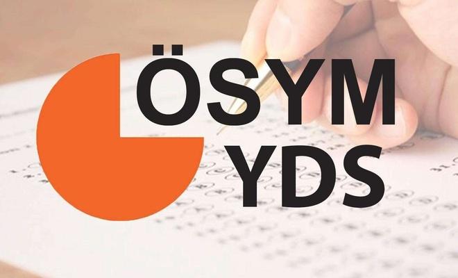 YDS'ye 19-20 Ağustos'ta yeniden başvuru alınacak
