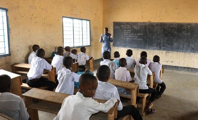 Kenya'da hafızlık eğitimi alan yetim çocuklar yardım bekliyor