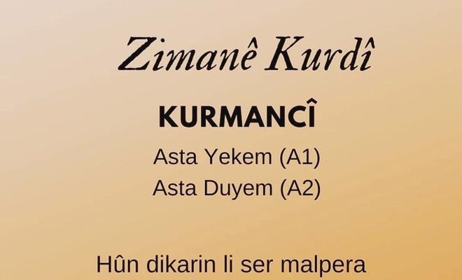 İSMEK'te Kürtçe kursu başvuruları başladı