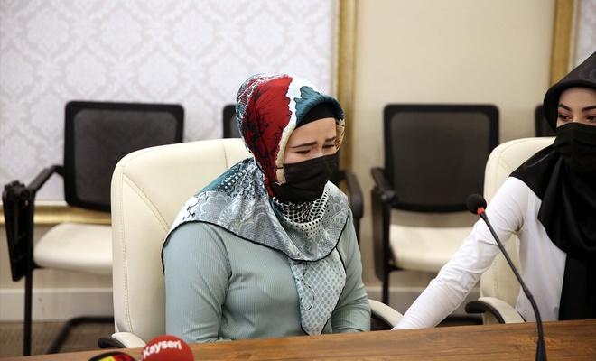 Alman genç kız, Türkiye'de Müslüman oldu