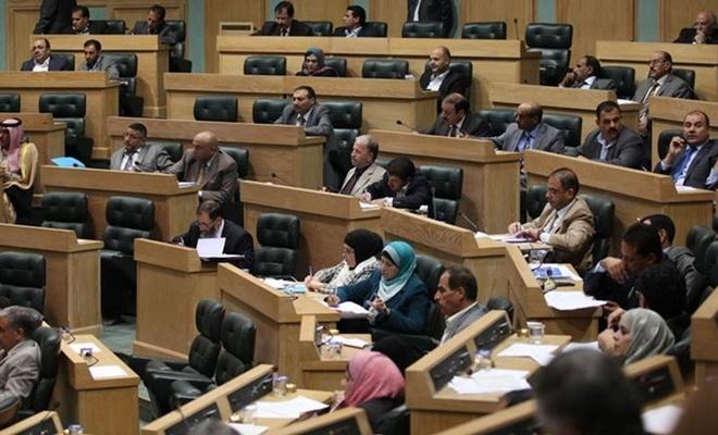 Ürdün parlamentosundan Bİr İlk