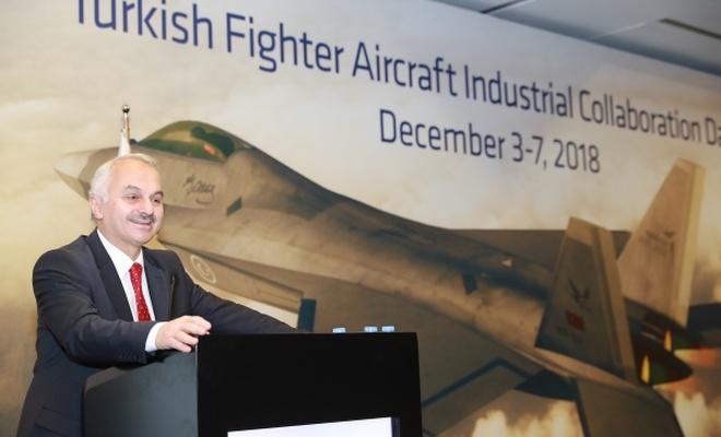 Türkiye`nin 5. nesil savaş uçağı rüzgar tünelinde