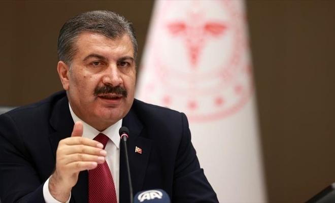Bakan Koca: Sağlık çalışanına şiddetten ceza alanların sayısını verdi