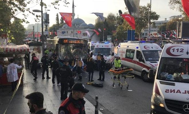 Beşiktaş'ta durağa dalan şoförün cezası belli oldu!