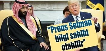 Prens Selman bilgi sahibi olabilir
