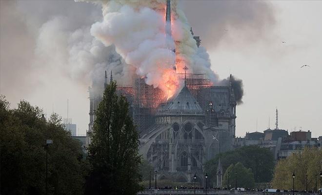 Notre Dame Katedrali'nde yangının sebebi belli oldu