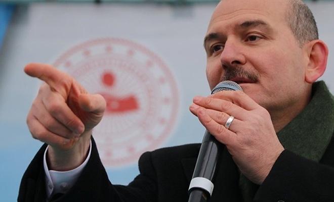 Soylu: Türkiye'ye tuzak kurmaya çalışanları yakaladık