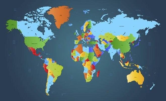 Dünyanın en güçlü ülkeleri araştırmasında Türkiye kaçıncı sırada yere aldı?