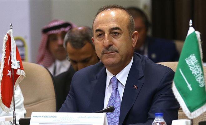 Dışişleri Bakanı Çavuşoğlu'ndan israil'den korkanlara anlamlı mesaj!