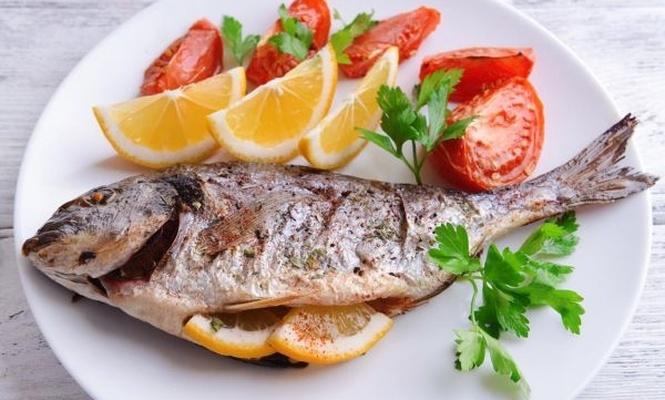 Haftada en az iki kez balık tüketin