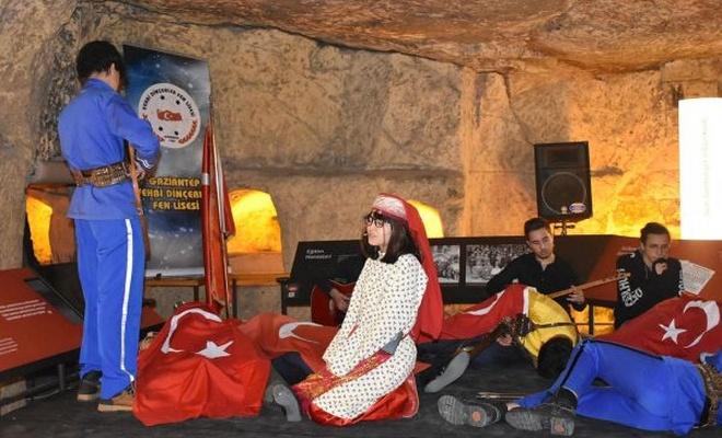 Gaziantep`in kurtuluş etkinlikleri devam ediyor