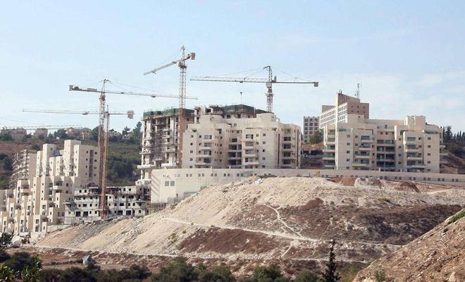 """AB'den siyonist işgal rejimine """"Batı Şeria'da inşaatları durdur"""" çağrısı"""